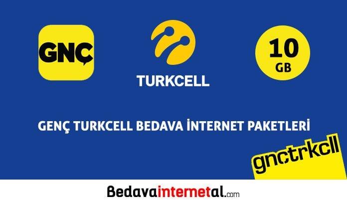 Genç Turkcell internet 2019