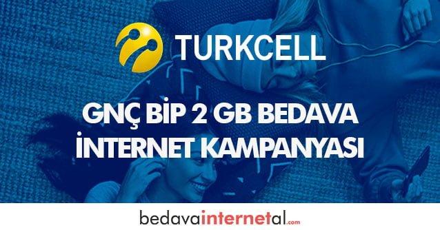 GNÇ 2 GB internet