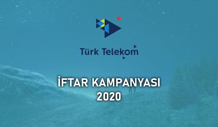türk telekom iftar bedava internet 2020