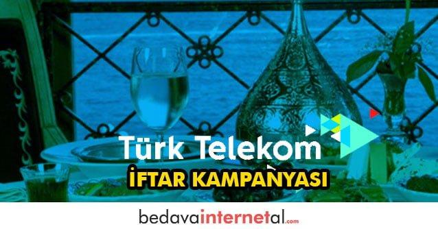 Türk Telekom İftar Kampanyası