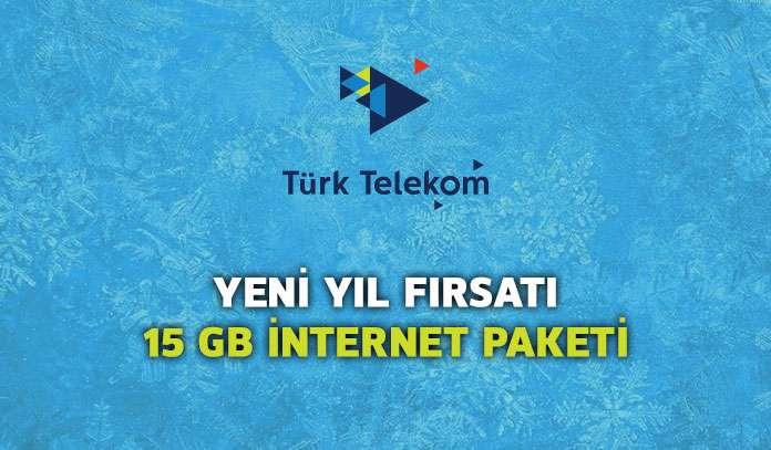 türk telekom 2020 paketleri