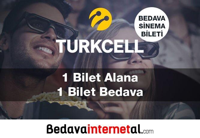 Turkcell bedava sinema