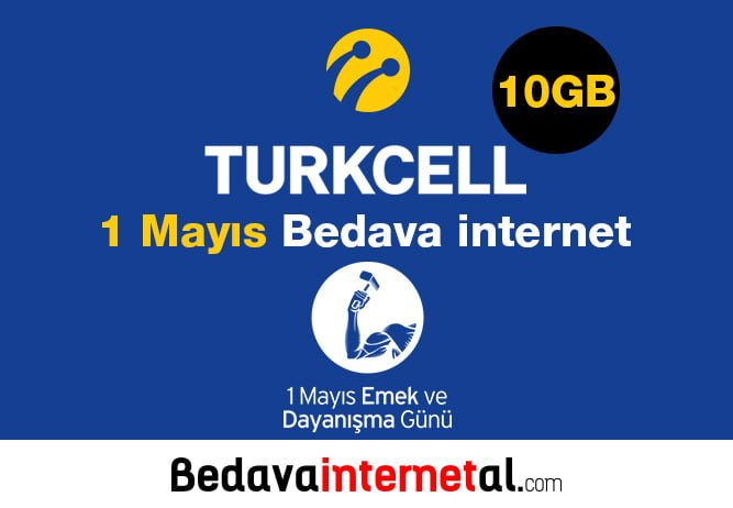 Turkcell 1 Mayıs