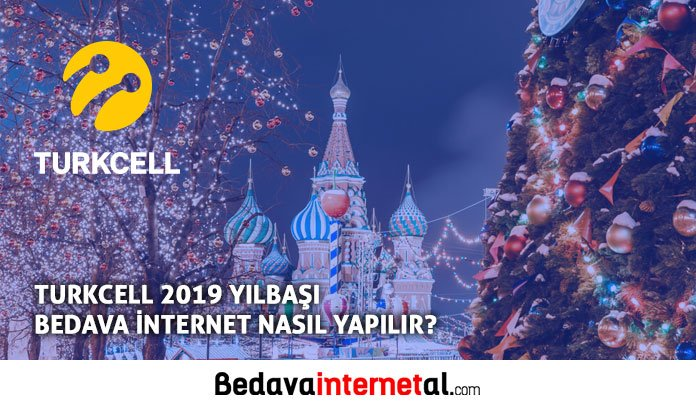 Turkcell 2019 yılbaşı paketi nasıl yapılır