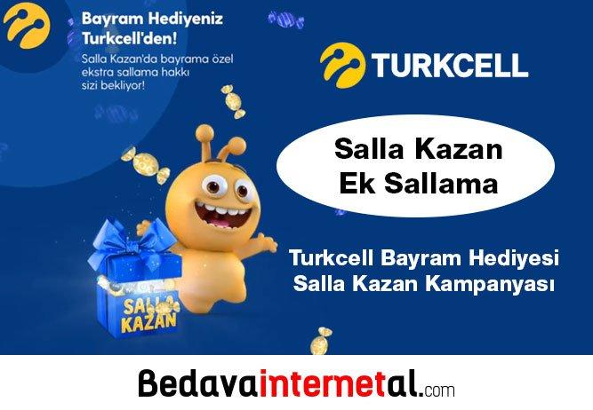 Turkcell Bayram Salla Kazan