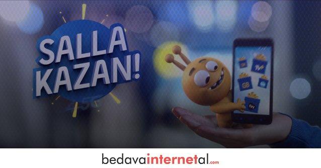 Turkcell Emocanlar Bedava internet