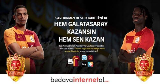 Turkcell Galatasaray Kazansın
