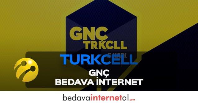 Turkcell GNÇ Gece Bedava internet