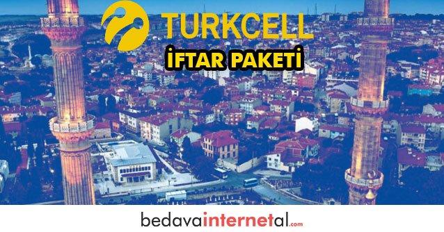 Turkcell İftar Paketi