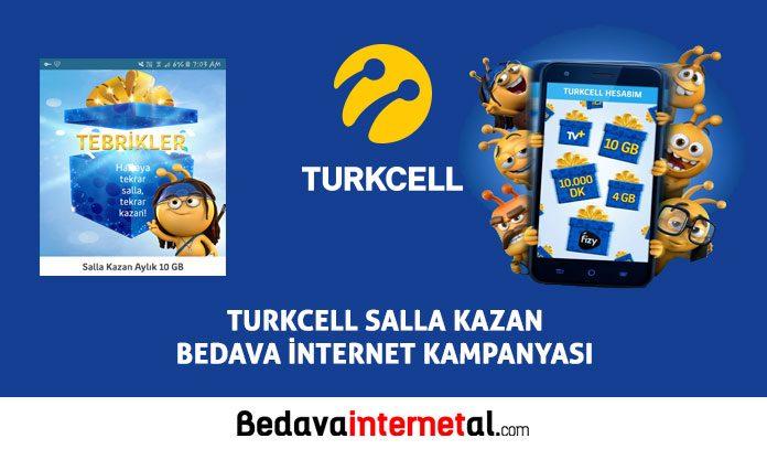 Turkcell Salla Kazan