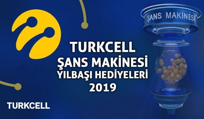 Turkcell Yılbaşı Hediyesi