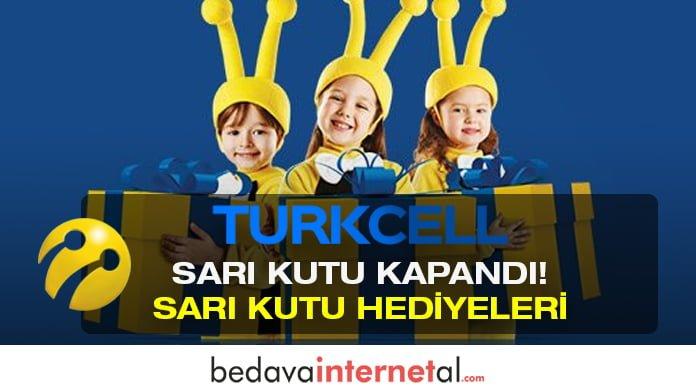 Turkcell Sarı Kutu Kapandı Mı?