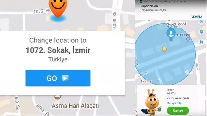 Turkcell sürpriz nokta 2019