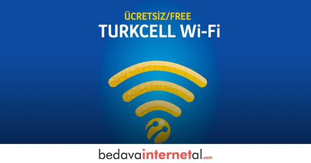 Turkcell Wifi Bedava