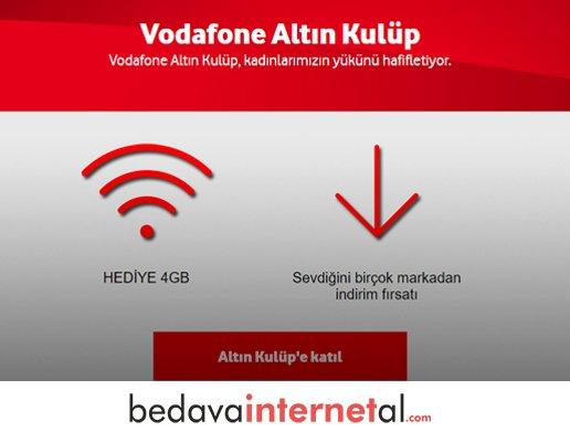 Vodafone Altın Kulüp