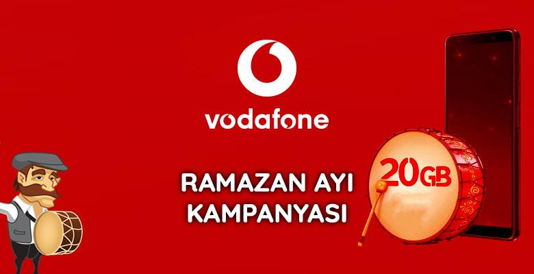 Vodafone Ramazan Kampanyası 2018