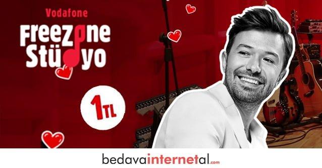 Vodafone Stüdyo Yalın Konseri